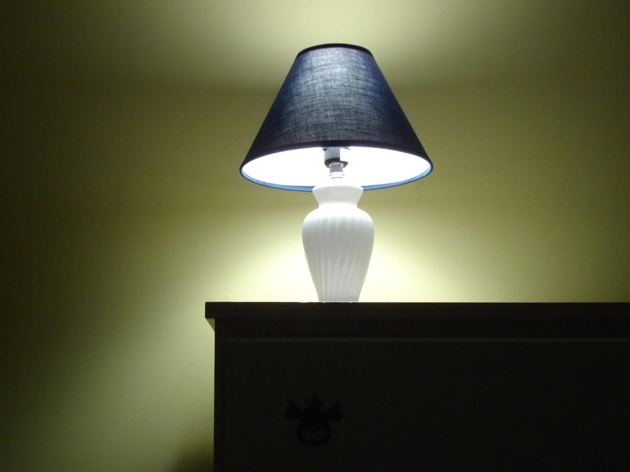 Do czego pasuje lampa z abażurem?